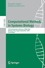 Computational Methods in Systems Biology (Lecture Notes in Computer Science; Lecture Notes in Bioinformatics, nr. 5688)