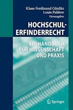 Hochschulerfinderrecht