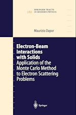 Electron-Beam Interactions with Solids af Maurizio Dapor
