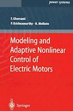Modeling and Adaptive Nonlinear Control of Electric Motors (Power Systems)