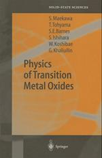 Physics of Transition Metal Oxides (SPRINGER SERIES IN SOLID-STATE SCIENCES, nr. 144)