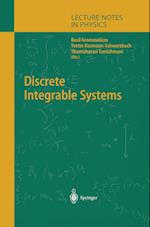 Discrete Integrable Systems (LECTURE NOTES IN PHYSICS, nr. 644)