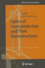 Optics of Semiconductors and Their Nanostructures (SPRINGER SERIES IN SOLID-STATE SCIENCES, nr. 146)