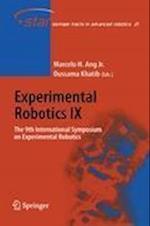 Experimental Robotics IX (Springer Tracts in Advanced Robotics, nr. 21)