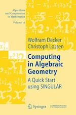 Computing in Algebraic Geometry af Wolfram Decker, Christoph Lossen