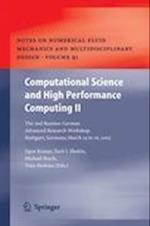 Computational Science and High Performance Computing II (Notes on Numerical Fluid Mechanics and Multidisciplinary Design, nr. 91)