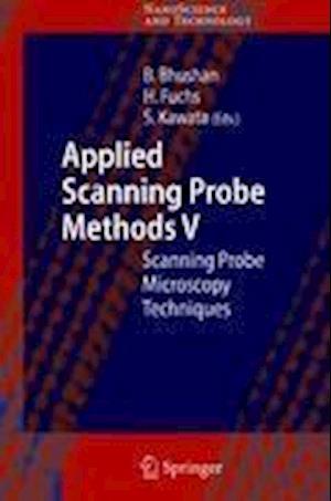 Applied Scanning Probe Methods V: Scanning Probe Microscopy Techniques