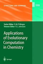 Applications of Evolutionary Computation in Chemistry (STRUCTURE AND BONDING, nr. 110)