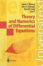 Theory and Numerics of Differential Equations (Universitext)