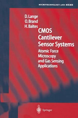 CMOS Cantilever Sensor Systems : Atomic Force Microscopy and Gas Sensing Applications