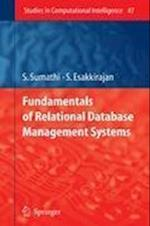 Fundamentals of Relational Database Management Systems (Studies in Computational Intelligence, nr. 47)