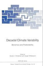 Decadal Climate Variability af David L T Anderson, J Willebrand