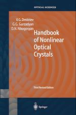 Handbook of Nonlinear Optical Crystals (Springer Series in Optical Sciences, nr. 64)