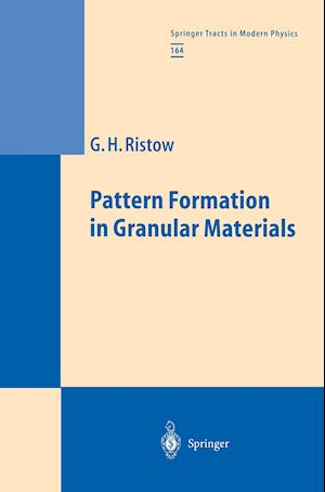 Pattern Formation in Granular Materials