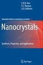 Nanocrystals: (SPRINGER SERIES IN MATERIALS SCIENCE, nr. 95)