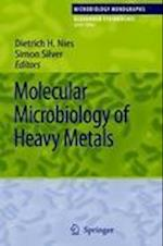 Molecular Microbiology of Heavy Metals (Microbiology Monographs, nr. 6)
