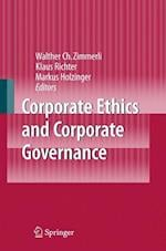 Corporate Ethics and Corporate Governance af Markus Holzinger, Walther C Zimmerli, Klaus Richter