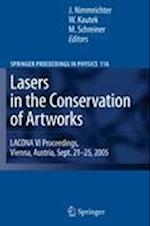 Lasers in the Conservation of Artworks (SPRINGER PROCEEDINGS IN PHYSICS, nr. 116)