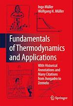 Fundamentals of Thermodynamics and Applications af Wolfgang H Muller, Ingo Muller