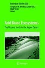 Arid Dune Ecosystems (ECOLOGICAL STUDIES, nr. 200)