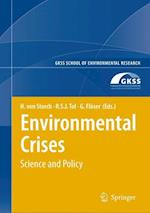 Environmental Crises (Gkss School of Environmental Research)