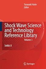 Shock Wave Science and Technology Reference Library (Shock Wave Science and Technology Reference Library, nr. 3)