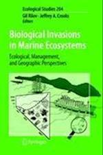 Biological Invasions in Marine Ecosystems (ECOLOGICAL STUDIES, nr. 204)