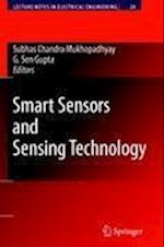 Smart Sensors and Sensing Technology af Gourab Sen Gupta, Subhas Chandra Mukhopadhyay
