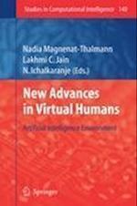 New Advances in Virtual Humans (Studies in Computational Intelligence, nr. 140)