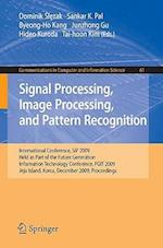Signal Processing, Image Processing and Pattern Recognition, (Communications in Computer and Information Science, nr. 61)