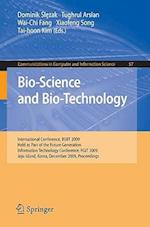 Bio-Science and Bio-Technology (Communications in Computer and Information Science, nr. 57)