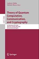 Theory of Quantum Computation, Communication and Cryptography