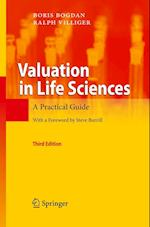 Valuation in Life Sciences : A Practical Guide af Ralph Villiger, Boris Bogdan