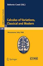 Calculus of Variations, Classical and Modern