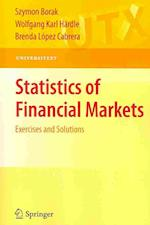 Statistics of Financial Markets (Universitext)