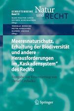 Meeresnaturschutz, Erhaltung Der Biodiversität Und Andere Herausforderungen Im