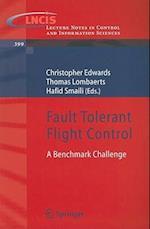 Fault Tolerant Flight Control af Christopher Edwards