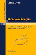 Mutational Analysis (Lecture Notes in Mathematics, nr. 1996)