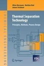 Thermal Separation Technology (Vdi-Buch)