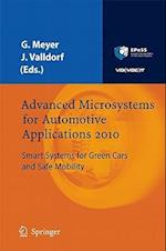 Advanced Microsystems for Automotive Applications 2010 af Tim Meyer