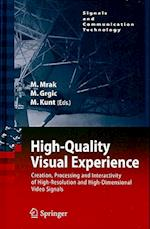 High-Quality Visual Experience (Signals and Communication Technology)