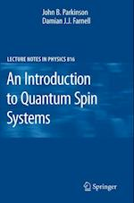 Introduction to Quantum Spin Systems (LECTURE NOTES IN PHYSICS)