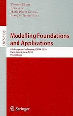 Modelling Foundations and Applications af Thomas Kuhne