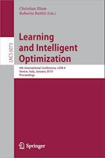 Learning and Intelligent Optimization (Lecture Notes in Computer Science, nr. 6073)
