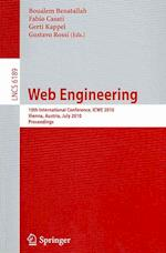 Web Engineering (Lecture Notes in Computer Science, nr. 6189)