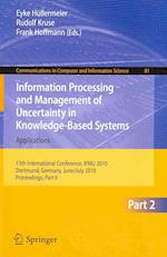Information Processing and Management of Uncertainty in Knowledge-Based Systems af Frank Hoffmann, Rudolf Kruse, Eyke Hullermeier