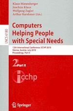 Computers Helping People With Special Needs (Lecture Notes in Computer Science)