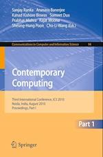 Contemporary Computing af Cho Li Wang, Sheung Hung Poon, Prabhat Mishra