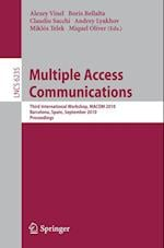 Multiple Access Communications (Lecture Notes in Computer Science, nr. 6235)