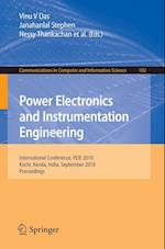 Power Electronics and Instrumentation Engineering (Communications in Computer and Information Science, nr. 102)